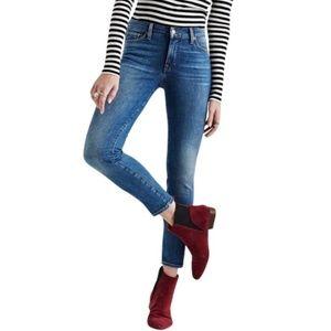Lucky Brand Hayden Straight Jeans